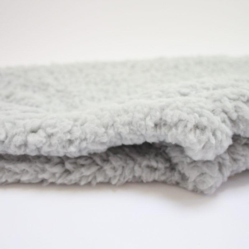 Grey Fluffy Fleece Jumper Whippet Greyhound Italian Sighthound
