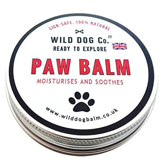 Uk Dog Paw Wax And Balm