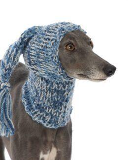 whippet greyhound hat